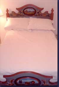 Diane Edwards - Norwegian Bed -- Full View